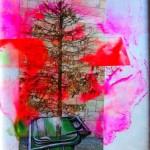 Szemetes sorozat / Garbage Bin Variations - Pink