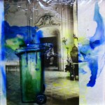 Szemetes sorozat / Garbage Bin Variations - Abandoned