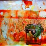 Szemetes sorozat / Garbage Bin Variations - Converse